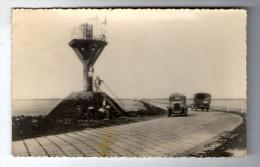Cp , 85 , ILE DE NOIRMOUTIER , Collection Delhommeau , Une Balise , Refuge Sur Le Passage Du Gois , Voyagée - Ile De Noirmoutier