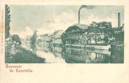 Réf : VP 1-14-410  :   Lunéville Souvenir - Luneville