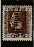 NEW ZEALAND 1925 3d  OFFICIAL SG 099 PERF 14 X 15 MOUNTED MINT Cat £7 - Service