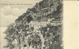 ITALIE  .AMALFI   GRAND HOTEL DEI CAPPUCCINI - Altre Città