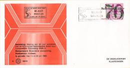 Nederland - Zegelkoerier Nederlandse Poststempels - KNBLO - 80 Jaar Wandelen  - Nr. 1988/25 - Poststempel