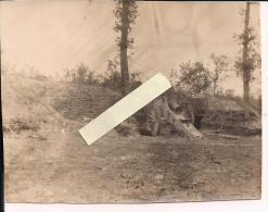 Verdun Meuse Argonne Bois Des Fosses Decauville Artillerie Tranchée Revue Dca Poilus 1914-1918 14-18 Ww1 WWI 1.wk - War, Military