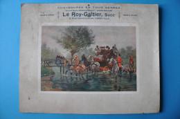 LE ROY - GALTIER / CHAUSSURES EN TOUS GENRES 80100 ABBEVILLE - Placas De Cartón