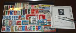 DDR Jahrgang Jear Set 1960 Komplett  Postfrisch MNH  ** #L281 - Colecciones