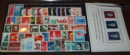 DDR Jahrgang Jear Set 1958 Komplett  Postfrisch MNH  ** #L283 - Colecciones