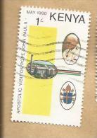 - 640 KA - Nr 164 - Kenya (1963-...)