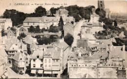 22CB13LamballeVue Sur Notre Dame3Ecrite - Lamballe