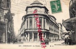 33 - BORDEAUX - LE THEATRE FRANCAIS - Bordeaux