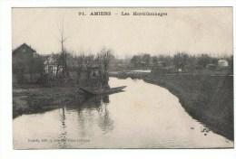 AMIENS - SOMME - LES HORTILLONNAGES - Amiens