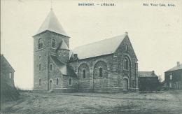 Bagimont - L'Eglise ( Voir Verso ) - Vresse-sur-Semois