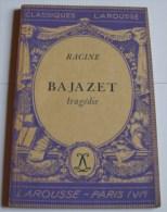 Bajazet - RACINE - Théâtre
