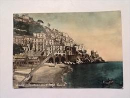 SALERNO PANORAMA CON L'HOTEL RIVIERA VIAGGIATA - Salerno