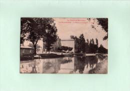 CASTELSARRASIN - Le MOULIN De PRADES Sur Le CANAL - Castelsarrasin