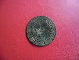 GUYANE : FRANCE COLONIE @ 2 SOUS De Cayenne - Louis XVI 2eme Type 1789 A En Billon - Colonie