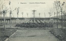 Signeulx - Cimetière Militaire Français ( Voir Verso ) - Musson