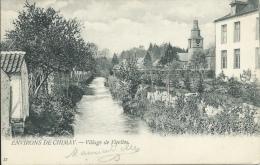 Virelles - Le Village, Cours De L'Eau Blanche  ( Voir Verso ) - Quaregnon