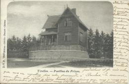 Virelles - Pavillon Du Prince - 1901  ( Voir Verso ) - Quaregnon