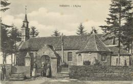 29 TRESENY - L EGLISE ( ANIMEE ) - Unclassified