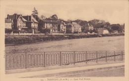 """Seine Et Marne 77  Thorigny   """" Quai Paul Moreau   """" - Autres Communes"""