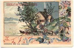 CHROMO - CHOCOLAT Du PLANTEUR De CAIFFA - Bords De La Meuse - Chocolat