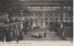 37-  40253  -  TOURS  -  LA GARE - Tours