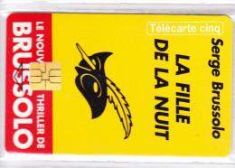 Télécarte 5 Unités - DS 4 - Brussolo Neuve - Francia