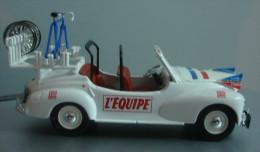 CARAVANE DU TOUR DE FRANCE  Peugeot 203 - Autres Collections