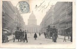 PARIS Ve - Rue Soufflot - Distretto: 05