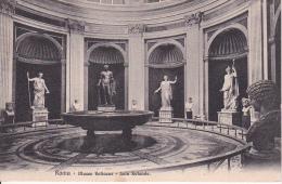 PC Roma - Museo Vaticano - Sala Rotunda (0891) - Musées