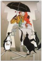 Publicité PERRIER   Illustration Zacot  - Rare - Advertising