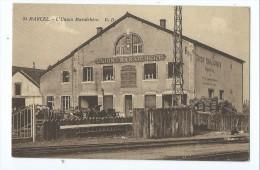 CPA - St Marcel - L'Union Maraîchere
