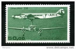 FRANCE POSTE AÉRIENNE Yv 60**   Dewoitine 338 - Poste Aérienne