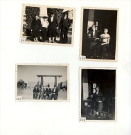 VILLEURBANNE Rhône 69 Photographies Prises En 1940 à La Brasserie De Villeurbanne - Orte
