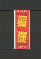 België Nrs. 3528a + 3528b  Xx  -   Logo Belgica 2006  - Postprijs - Ungebraucht