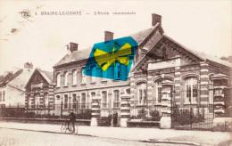 BRAINE-LE-COMTE - L'Ecole Communale - Braine-le-Comte