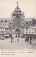 BEL19/ 1906-1910 Lot X 2 Antwerpen Groenplaats Ingang Kathedraal Geanimeerd - Antwerpen