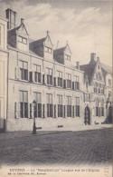 BEL19/ 1906-1910 Antwerpen Maagdenhuis Lange Gasthuisstraat - Antwerpen