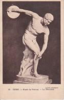 CPA Rome - Musée Du Vatican - Le Discobole (0903) - Musées
