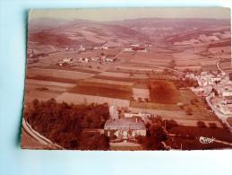 Carte Postale Ancienne : DAVAYE : Vue Panoramique En 1961 - Other Municipalities