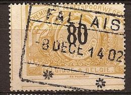 FED-0321      FALLAIS           Ocb TR 24 - 1895-1913