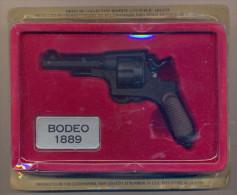 MODELLINO PISTOLA - BODEO 1889 - SCALA 1:2,5 - LEGGI - Figurines