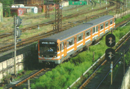 UNDERGROUND * SUBWAY * METRO * RAIL * RAILWAY * RAILROAD * TRAIN * YEREVAN * ARMENIA * Top Card 0392 * Hungary - Metro
