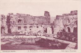 CPA Baalbeck - La Cour Hexagonale (0939) - Libanon