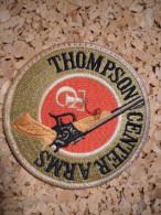TC (Thompson Center Arms) - Ecussons Tissu