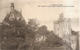 D60 - VEZE - CHATEAU DE VEZE - EST REGARDE COMME LA PLUS ANCIENNE CAPITALE DU VALOIS - état Voir Descriptif - France