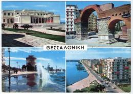 GRECE/GREECE - SALONIQUE / SALONICCO / THESSALONIKI VIEWS - Grecia