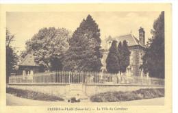 76 FRESNE LE PLAN  La Villa Du Carrefour 1915 - Sin Clasificación