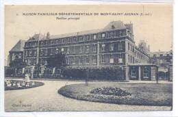 76 MONT SAINT AIGNAN Maison Familiale Départementale Pavillon Principal 1924 - Mont Saint Aignan