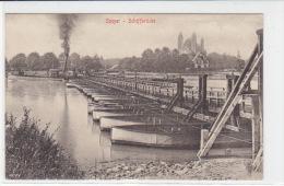 Speyer - Schiffbrücke - 1916 - Speyer