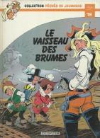 """LES MOUSQUETAIRES  """" LE VAISSEAU DES BRUMES """" - MAZEL / CAUVIN  -  E.O.  1984  DUPUIS - Non Classificati"""